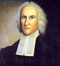 Jonathan Edwards, a prime theologian in colonial America.