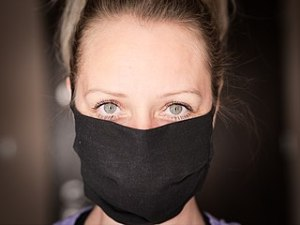 Face masks are a symbol of submission to a lie.