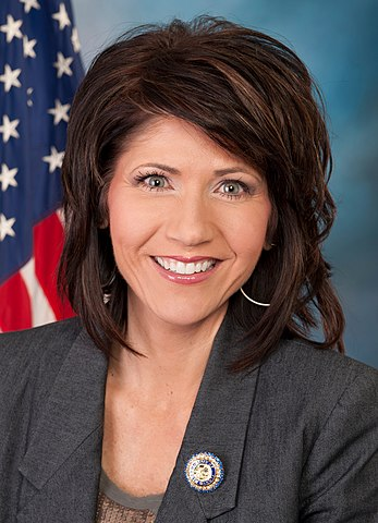 One governor who, without shame, states the limits of her authority - Gov. Kristi Noem of South Dakota