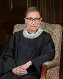 Ruth Bader Ginsburg official polrtrait from 2016. Requiescat in pace.