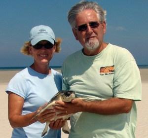 Don Lewis & Sue Wieber Nourse, Turtle Journal