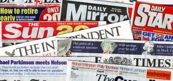 Columnists – opinionated or sentimental?