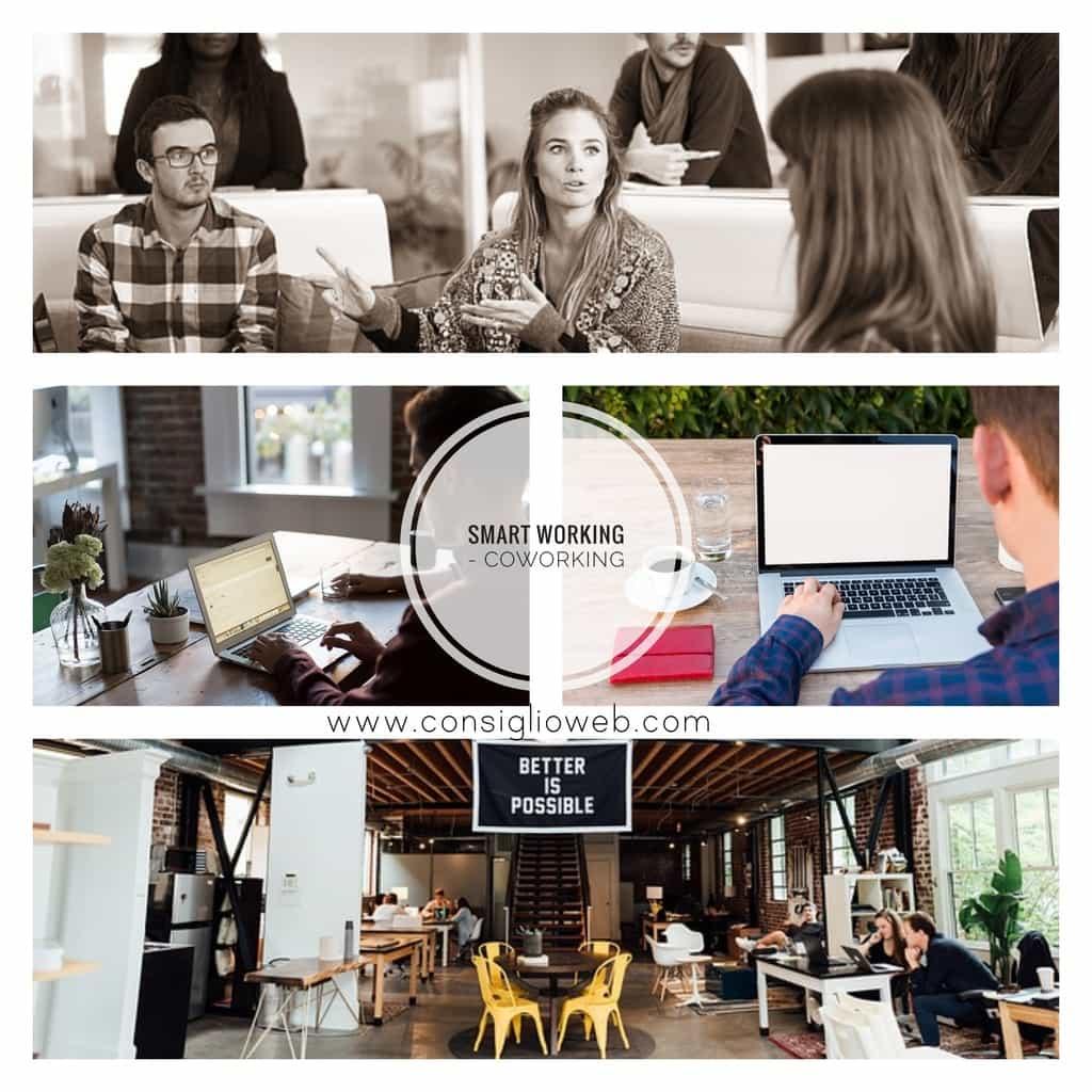 smart working italia - telelavoro - coworking - lavoro agile - lavoro mobilita'