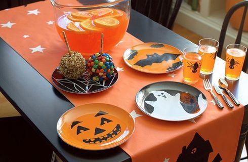 tavola halloween