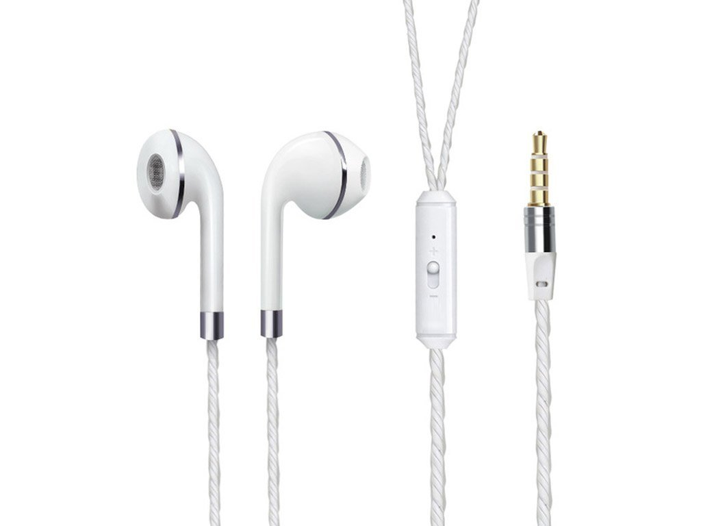 Earphones With Microphone Stone Free Shipping