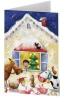 bigliettino auguri Natale