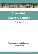 Green-Gold- Forestry