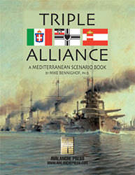 GWAS: Triple Alliance (new from Avalanche Press)