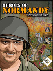 Heroes of Normandy (new from Lock 'n Load Publishing)