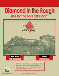 Diamond in the Rough (new from High Flying Dice Games)