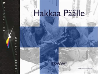 TSWW: Hakkaa Päälle (new from Diffraction Entertainment)