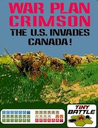 War Plan Crimson (new from Tiny Battle Publishing)