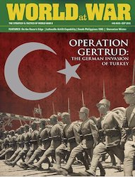 World at War, Issue 49: Operation Gertrud (new from Decision Games)