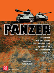 Panzer, Reprint Edition (new from GMT Games)