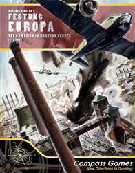 Festung Europa (new from Compass Games)
