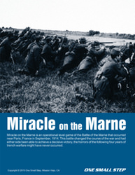 Miracle on the Marne (new from One Small Step)