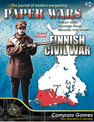 Paper Wars, Issue 84 (new from Compass Games)