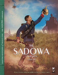 The Sadowa Campaign (new from Turning Point Simulations)