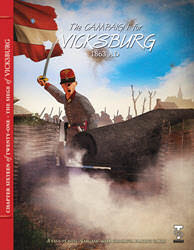 The Campaign for Vicksburg (new from Turning Point Simulations)