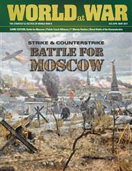 World at War, Issue 53: Strike and Counterstrike (new from Decision Games)
