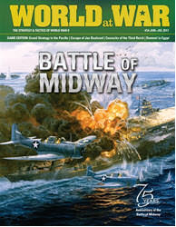 World at War, Issue 54: Midway Solitaire (new from Decision Games)