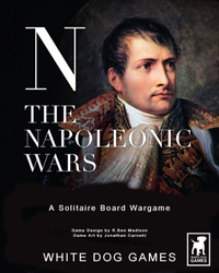 N: The Napoleonic Wars (new from White Dog Games)