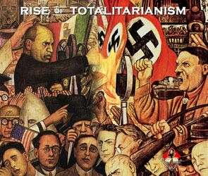 Rise of Totalitarianism (new from Calvinus Games)