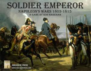 Soldier Emperor (new from Avalanche Press)