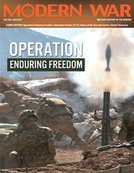 Modern War, Issue 30: Enduring Freedom (new from Decision Games)
