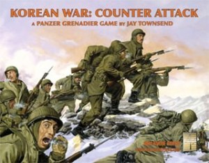 Korean War: Counter Attack (new from Avalanche Press)