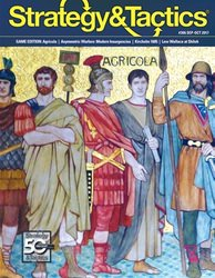 Strategy & Tactics, Issue 306: Agricola (new from Decision Games)