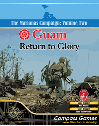 Guam: Return to Glory (new from Compass Games)