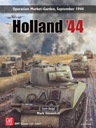 Holland '44 (new from GMT Games)