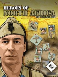 Heroes of North Africa (new from Lock 'n Load Publishing)
