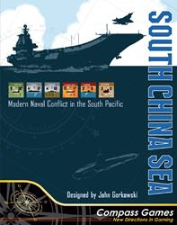 South China Sea (new from Compass Games)