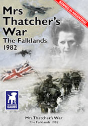 Mrs Thatcher's War: Falklands, 1982 (new from White Dog Games)
