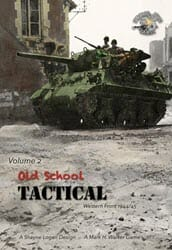 Old School Tactical Volume II: West Front 1944-45 (new from Flying Pig Games)