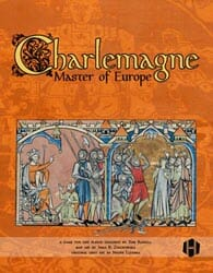 Charlemagne, Master of Europe (new from Hollandspiele)