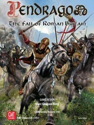Pendragon: The Fall of Roman Britain (new from GMT Games)