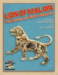 Lion of Malaya (new from Tiny Battle Publishing)