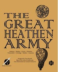 The Great Heathen Army (new from Hollandspiele)