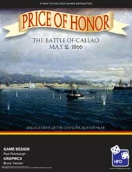 Price of Honor (new from High Flying Dice Games)