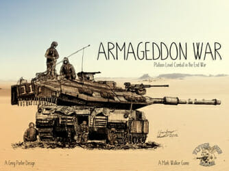 Armageddon War (new from Flying Pig Games)