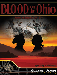 Blood on the Ohio (new from Compass Games)