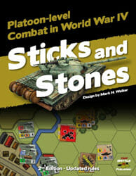 Sticks and Stones, 2nd Edition (new from Tiny Battle Publishing)