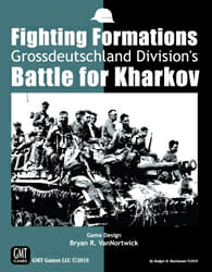 Fighting Formations: Grossdeutschland Division's Battle for Kharkov (new from GMT Games)