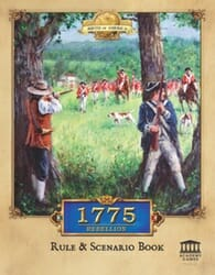 1775 Rebellion Reprint (new from Academy Games)