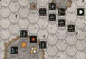 Solar Marine (new from Microgame Design Group)