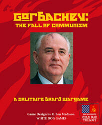 Gorbachev: The Fall of Communism (new from White Dog Games)