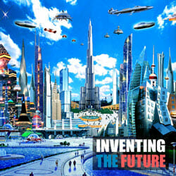 Inventing the Future (new from Up and Away Games)